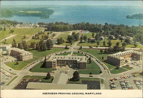 Aberdeen Proving Ground Maryland