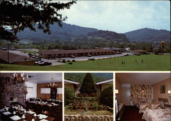 Quality Inn and Restaurant Jellico Tennessee