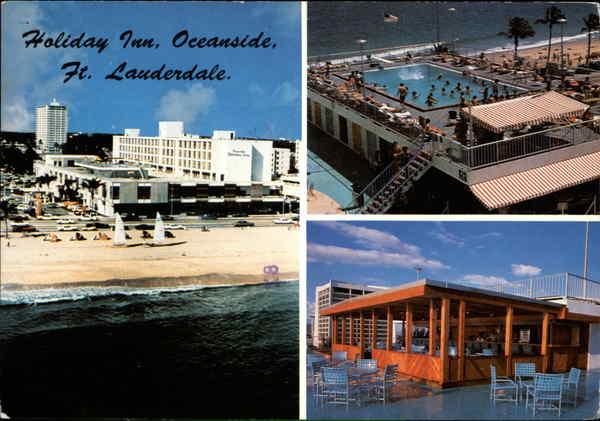 Holiday Inn Oceanside Fort Lauderdale Fl
