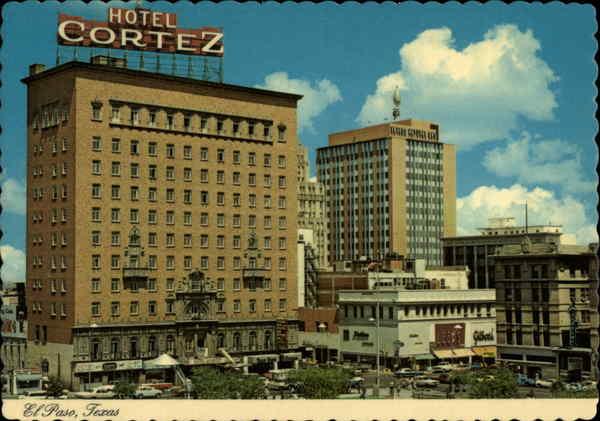 El paso casino hotel
