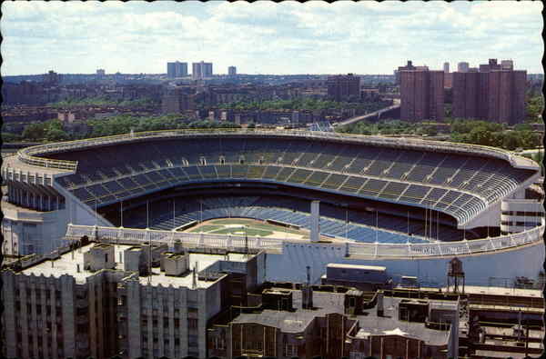 Yankee Stadium The Bronx New York