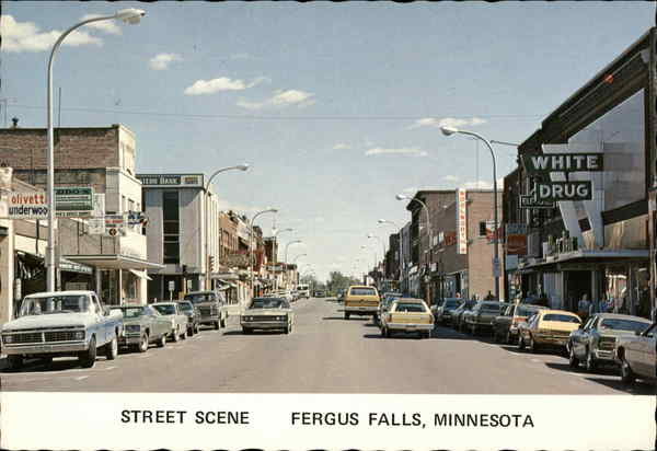 mn state parks map with Downtown Street Scene Fergus Falls Minnesota on 10853 as well 10853 besides Hibbing as well Statemap as well Ramsey Park Map Guide.