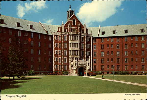 Borgess Hospital Kalamazoo Michigan
