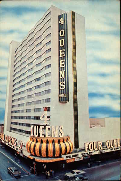 The Four Queens Hotel and Casino Las Vegas Nevada
