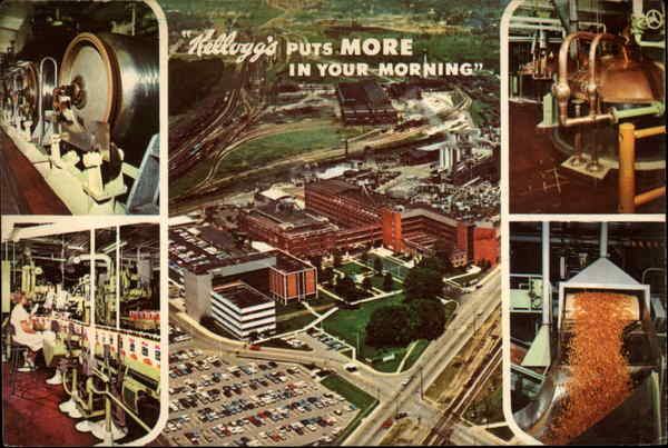 Kellogg Company Batle Creek Michigan