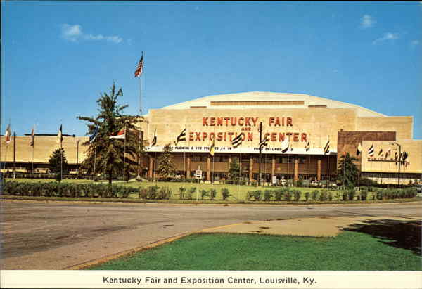 Kentucky Fair and Exposition Center Louisville