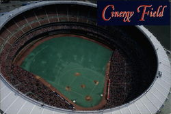 Cinergy Field Postcard