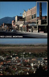 Views of Red Lodge