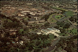 Aerial View, State University College