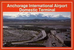 Anchorage International Airport Domestic Terminal