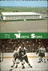 Metropolitan Sports Center - Home of the North Stars