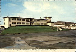 Air Operations Building on Naval Air Station, Whidbey Island