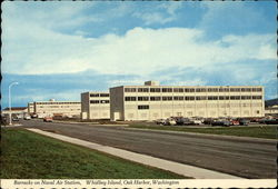 title barracks on naval air station oak harbor washington wa ...