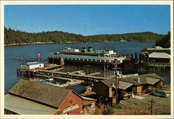 Motor Ferry Evergreen State