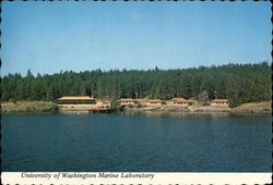University of Washington Marine Laboratory, Friday Harbor