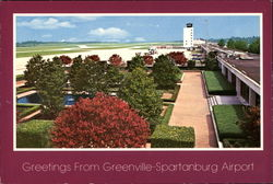 Greetings from Greenville-Spartanburg Airport