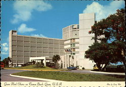 Guam Hotel Okura - on Tumon Beach Postcard