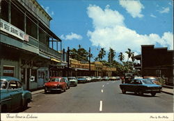Front Street in Lahaina