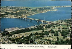 Tiverton - Sakonnet River Bridge - Portsmouth