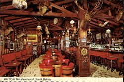 Old Style Bar - Saloon No. 10