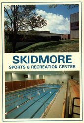 Skidmore Sports & Recreation Center, Skidmore College