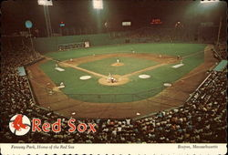 Fenway Park, Home of the Red Sox