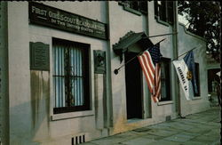 First Girl Scout Headquarters in USA
