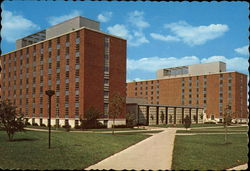 Benjamin Harrison Residence Hall, Purdue University