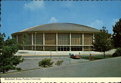 Basketball Arena, Purdue University