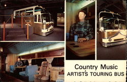 Country Music Artist's Touring Bus