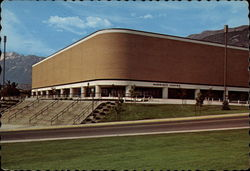 Marriott Center Brigham Young University