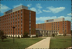 Benamin Harrison Residence Hall, Purdue University