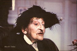 Alice B. Toklas, Paris 1959