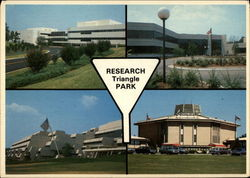 Four Views of Research Triangle Park