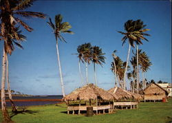 Chamorro Village Postcard