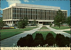 Administration Building, Michigan State University