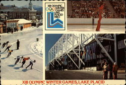 Views of the 1980 Olumpic Winter Games