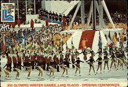 XIII Olympic Winter Games -opening Ceremonies