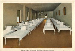 Large Boy's Dormitory, Christian Home Orphanage