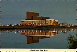 Centre of the Arts Postcard