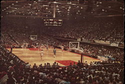 William Neal Reynolds Coliseum, North Carolina State University