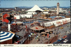 Main Entrance, Expo '74 World's Fair
