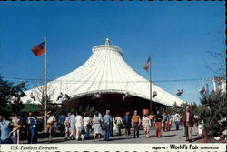 U.S. Pavilion Entrance, Expo '74 World's Fair