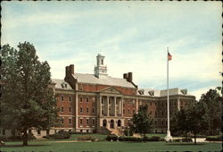 U.S. Veterans Administration Hospital Postcard