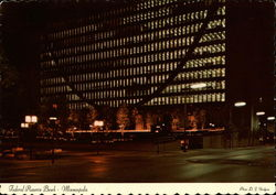 Federal Reserve Bank Postcard