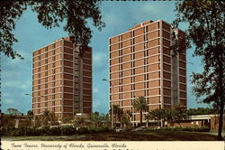 Twin Towers, University of Florida, Gainesville, Florida