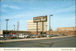 Moorhead Center Mall Postcard