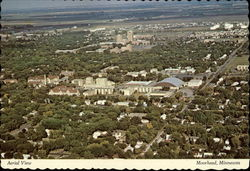 Aerial View of Moorhead