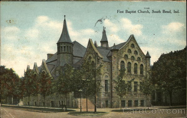 First Baptist Church South Bend Indiana