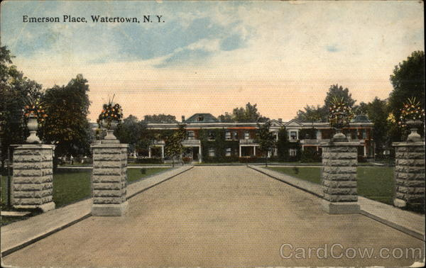 Emerson Place Watertown New York